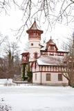 Villa du ` s de Scheuermann ou peu de château, Herrsching AM Ammersee Photos libres de droits