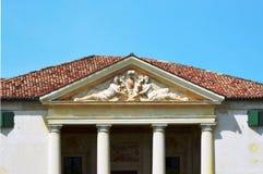 Villa Emo conçu par l'architecte d'Andrea Palladio photos stock