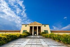 Villa Emo - Fanzolo Treviso Italië Royalty-vrije Stock Afbeeldingen