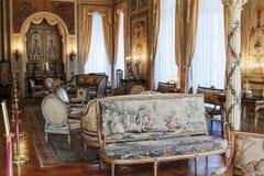 Villa Ephrussi Royaltyfri Foto