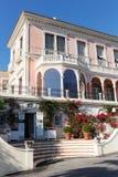 Villa Ephrussi de Rothschild stock image