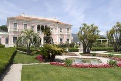 Villa Ephrussi de Rothschild, French Riviera Royalty Free Stock Image