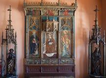 Villa Ephrussi de Rothschild, helgon capFerrar Jean, Frankrike Royaltyfri Bild