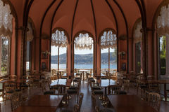 Villa Ephrussi de Rothschild, Saint Jean capFerrar, France Royalty Free Stock Photography