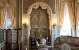 Villa Ephrussi de Rothschild, Saint Jean capFerrar, France royalty free stock images