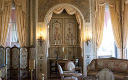 Villa Ephrussi de Rothschild, Saint Jean capFerrar, France Royalty Free Stock Images