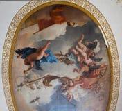 Villa Ephrussi de Rothschild, Saint Jean capFerrar, France Stock Photos