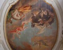 Villa Ephrussi de Rothschild, Saint Jean capFerrar, France Stock Photography