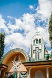 Villa Escudero, San Pablo, Filippine del museo fotografia stock