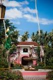 Villa Escudero, San Pablo, Philippines de musée Photographie stock