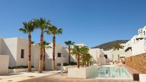 Villa espagnole moderne Photo stock