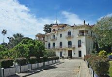 Villa Flora-Canet de Mar Stock Images