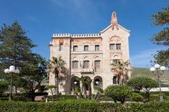 Villa Florio, Favignana, Sicily Stock Photos