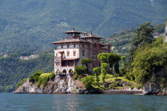 Villa Gaeta Immagini Stock