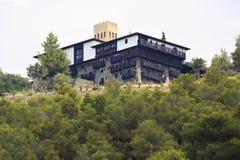 Villa Galini Porto Carras Stock Photos