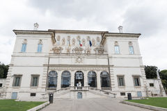 Villa galleria Borghese Royalty Free Stock Photos