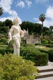 Villa Garzoni Fotografia Stock Libera da Diritti