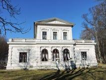 Villa Genowefa, Lithuania Royalty Free Stock Image
