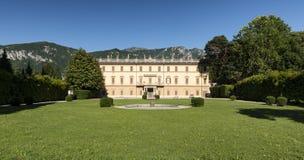 Villa Giulia at Bellagio Como Royalty Free Stock Photo