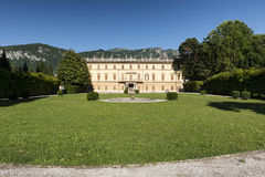 Villa Giulia à Bellagio et x28 ; Como& x29 ; Images libres de droits