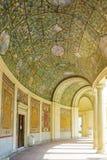 Villa Giulia in Rome, courtyard and arcade Royalty Free Stock Image
