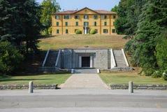 Villa Griffone Royalty Free Stock Photos