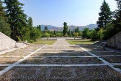 Villa Griffone Stock Photo