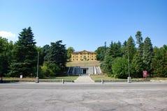 Villa Griffone Royalty Free Stock Image