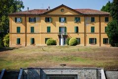 Villa Griffone Royalty Free Stock Photography