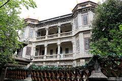 Villa in gulangyu xiamen,fujian Stock Photography