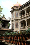 Villa in gulangyu xiamen,fujian. The old villa in gulangyu,xiamen,china Stock Photography