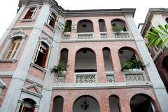 Villa in gulangyu xiamen,fujian Royalty Free Stock Image
