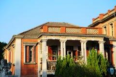Villa in gulangyu, xiamen,fujian Royalty Free Stock Photo