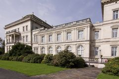Villa Hügel -  Krupp Stock Photos