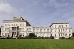 Villa Hügel -  Krupp Stock Photo