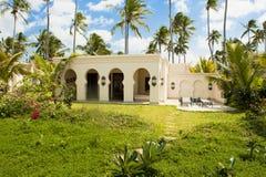 Villa Hotel Baraza Resort, Zanzibar Royalty Free Stock Images