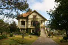 Villa house Royalty Free Stock Photography