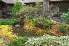 Villa imperiale di Tamozawa a Nikko, Giappone fotografie stock
