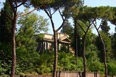 Villa In Rome Stock Photography