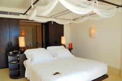 Villa interior at the luxury hotel Stock Photography