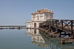 Villa Island Royalty Free Stock Image