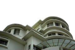 Villa isola Stock Images