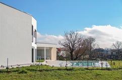 Villa in Istria Royalty Free Stock Image