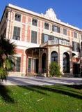 Villa italiana Fotografia Stock