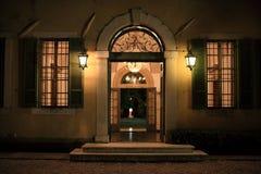 Villa Italien Stockfotografie
