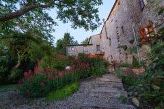 Villa italienne Photos libres de droits