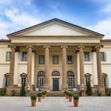 Villa italienne dans le style néoclassique photo libre de droits