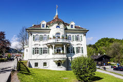 Villa Jagerhaus Hotel in Bavaria Stock Photography