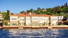 Villa at Kanlica Royalty Free Stock Images