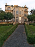 Villa Kovaric. In the Prague, Czech republic Stock Photos